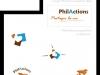 GADéCIEL : Logo > Relookage PhilActions