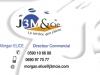 GADéCIEL : Carte de visite (RECTO) - J3M
