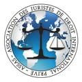 Association de Juristes de Droit International Privé