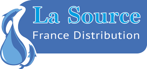 Logo « La Source – France Distribution »